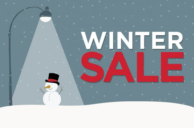 Winter Clearance Sale Home Page
