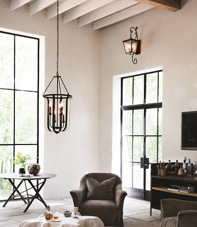 Living Lighting Kitchener Floor Lamps